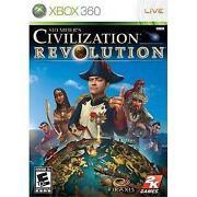 Civilization Revolution Xbox 360
