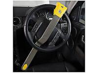 Steering wheel security lock Car, Van, Bus, Motorhome, Camper