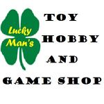 Lucky Man's Toy Hobby and Game Shop