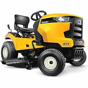 Cub Cadet Lawn Tractors! Set up and ready to go! Free delivery!