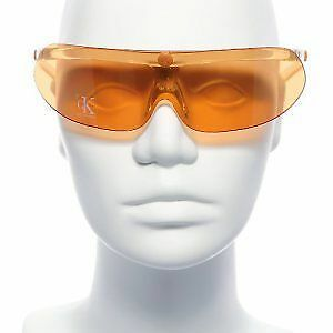 AWESOME Calvin KLEIN Sunglasses - Unisex - AMBER Lenses
