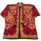 Mens Versace Silk Shirts