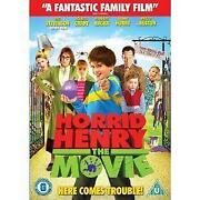 Horrid Henry The Movie DVD