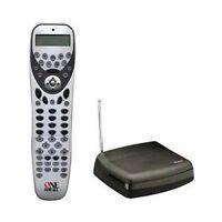 Télécommande IR/RF 8-Device programmable LCD learning Remote