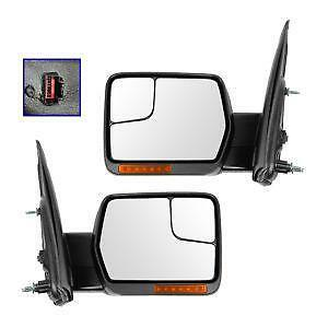 chevy towing mirrors ebay. Black Bedroom Furniture Sets. Home Design Ideas