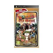 Worms Open Warfare PSP