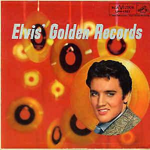 Disque de Elvis (33 tours)