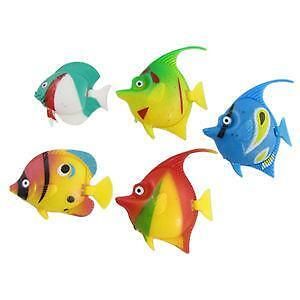 Plastic fish ebay for Buy tropical fish online