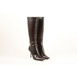 Nine West Brown Riding Boots Size 6.5