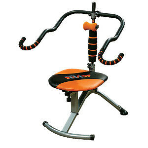 AB DOER TWIST Versatile Whole Body Exercise Chair - NEW in Box!