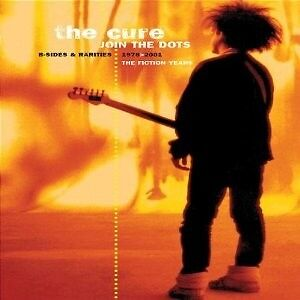"""THE CURE """"JOIN THE DOTS (NEW VERSION)"""" 4 CD NEU"""