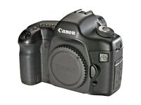Canon 5d MkI Classic, Nice condition. Boxed.