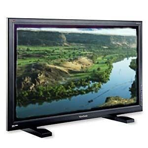 ViewSonic VPW505 50-Inch Widescreen Flat Panel Plasma TV