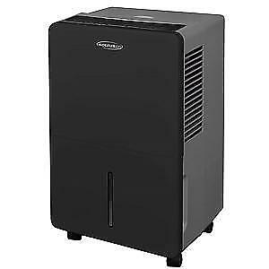 SOLEUS AIR 70PINT DEHUMIDIFIER IN BOX WITH WARRANTY -------- NO TAX DEAL