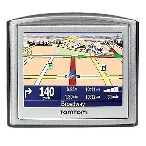 Like New GPS TomTom One, Canada&USA mise a jour 2017