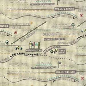 Map fabric ebay road map fabrics gumiabroncs