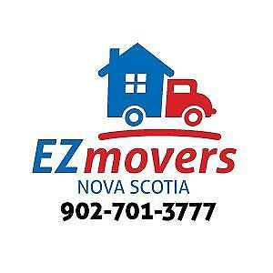 EZ Movers Nova Scotia SPECIAL