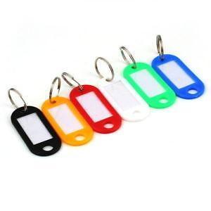 Plastic Key Tags Ebay