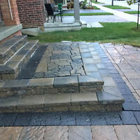 Interlocking and Landscaping Flagstones