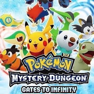 WANTED: Pokemon Mystery Dungeon Gates to Infinity Woodville Park Charles Sturt Area Preview