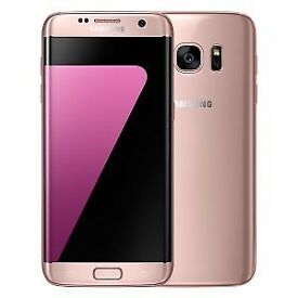 SAMSUNG S7 EDGE ROSE
