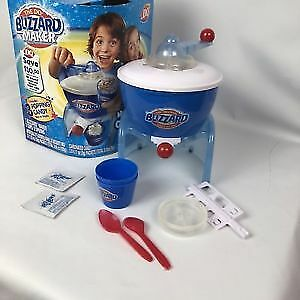 Kids blizzard maker