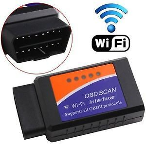 ELM 327 WIFI OBD2 SCANNER FOR iPad, iPhone, iPod Touch. New!