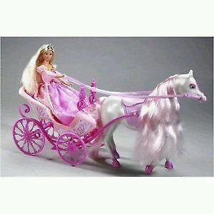 barbie pferde g nstig online kaufen bei ebay. Black Bedroom Furniture Sets. Home Design Ideas