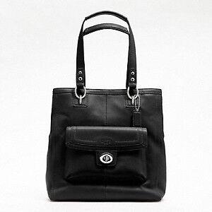 Authentic COACH Penelope Leather Tote Handbag