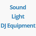 DJ Disco and PA Equipment