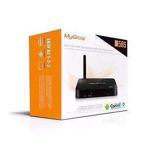 Mygica Atv 585 1080p Hd Android Tv Box Streaming Box Xbmc Kodi Quad