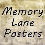 Memory Lane Posters