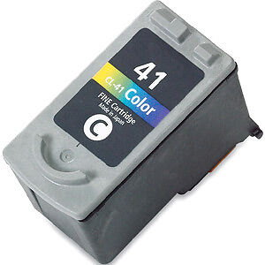 CANON CL41 INK / INKJET Cartridge Tri-Colo