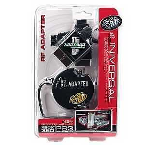 */*UNIVERSAL RF Adapter FOR PlayStation2, PlayStation 3, XBOX