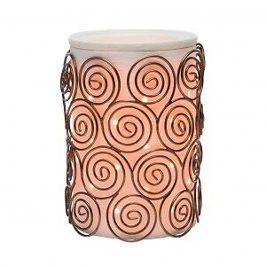 Scentsy Warmer Wrap- Curls
