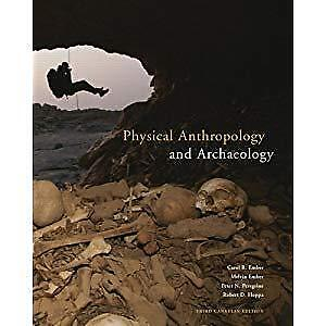 Physical Anthropology & Archaeology Third Canadian Edition