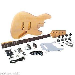 Guitar kit ebay bass guitar kits solutioingenieria Image collections