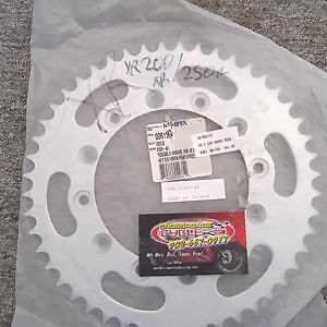 1999 - 2004 Honda XR 200,250R Rear Sprocket(48T)