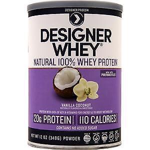 Designer Protein Designer Whey Natural 100% Whey Protein Van