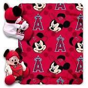 Anaheim Angels Blanket