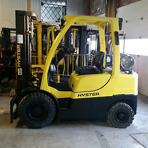 Top Condition Certified Forklifts at the BEST Prices in Canada!