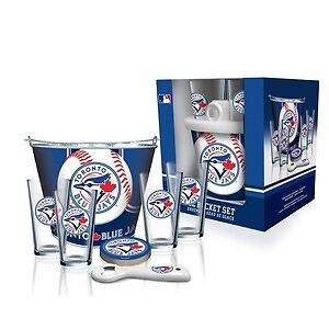Blue Jays Ice Bucket Set for sale - NEW