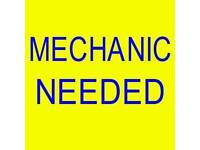 Mechanic needed for busy garage in Stretford