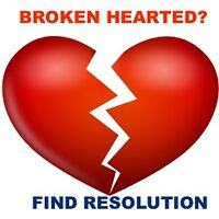Are You Heart Broken & Need To Get Over Your Ex?