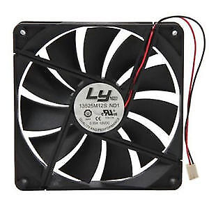 EVERCOOL 13525M12S ND1 135mm Power Supply Replacement Fan