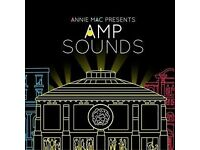 ANNIE MAC PRES AMP SOUNDS at The Roundhouse, London. Saturday, 24 Feb 2018