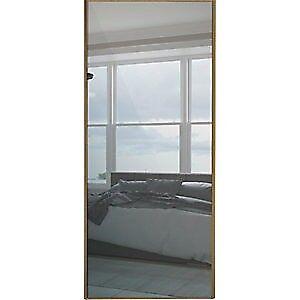 Wickes Sliding Wardrobe Doors Oak Frame In Dunfermline