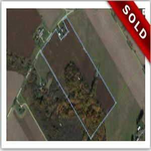 SOLD - Bare Land Middlesex County