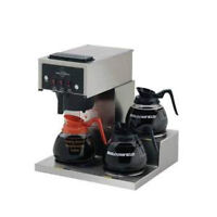 Koffee-King Coffee Maker with 3 heating plate and kennels