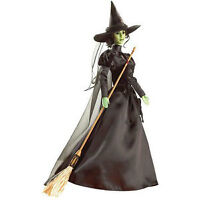 New, Barbie Wizard of Oz 'Wicked Witch of the West' Doll